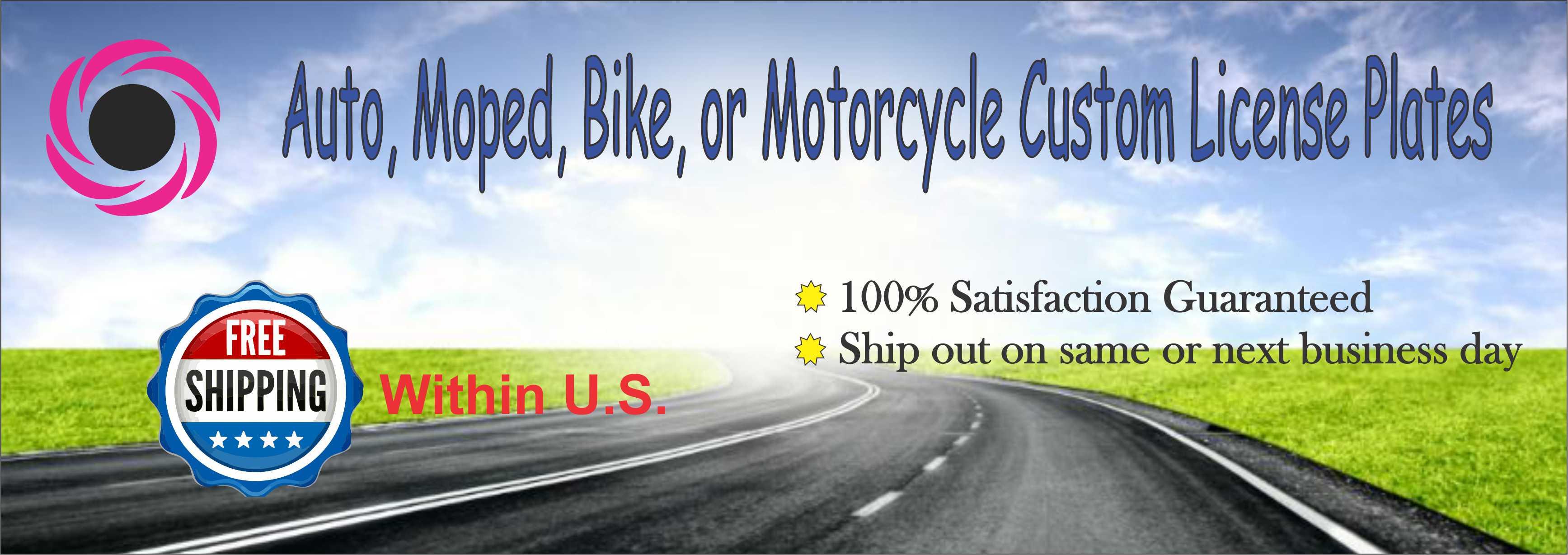 Pennsylvania 1958 License Plate Personalized Custom Car Bike Motorcycle Moped