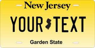 NJ Plate