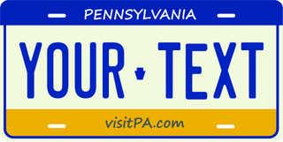 PA Plate